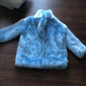 New h&m fur coat
